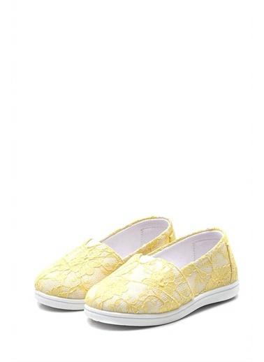 First Step Ayakkabı Sarı